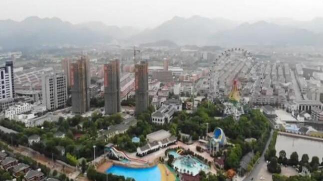 """东阳市花园家居用品市场建设工地""""1.25""""坍塌事故警示教育片"""