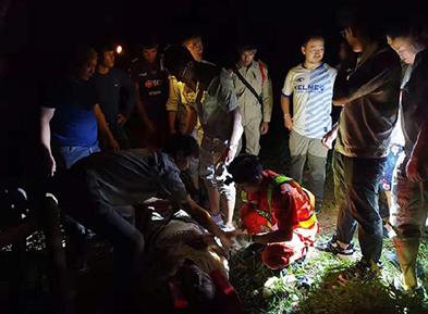 习近平就中国旅游团老挝事故同本扬互致口信