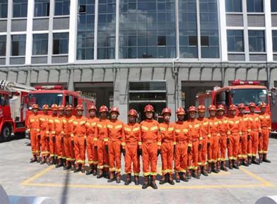 国家综合性消防救援队伍2019年度第二次面向社会公开招录消防员