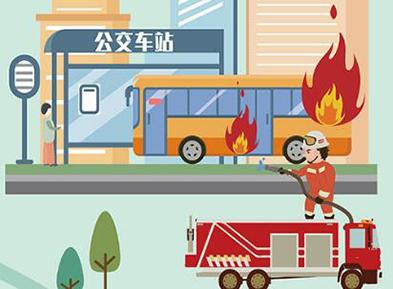八大场所火灾逃生法则你要掌握