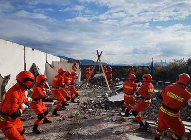 推动综合性消防救援力量升级,这些消防精英在行动