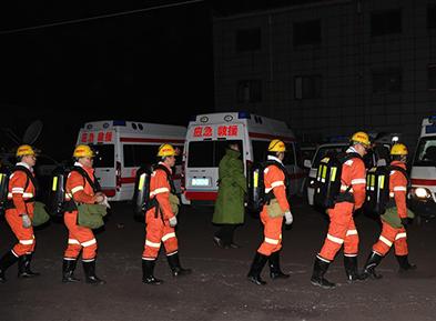 山西平遥煤矿瓦斯爆炸事故造成15人遇难