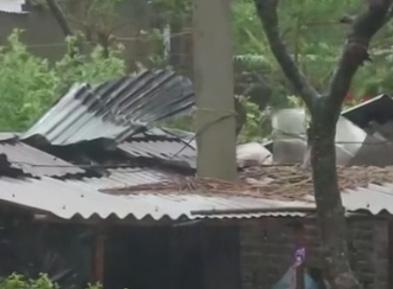 """气旋风暴""""安攀""""袭击印度和孟加拉国"""