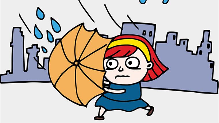漫解丨暴雨来了怎么办?