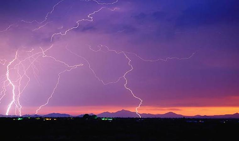 雷暴天气注意事项