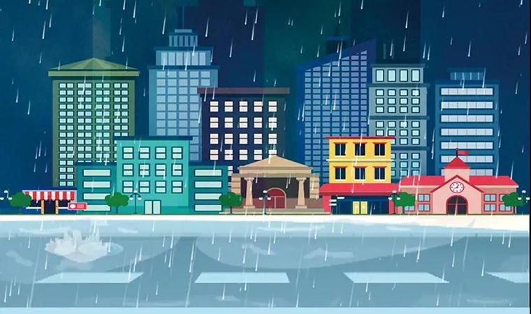 遇到城市内涝,该如何避险自救?