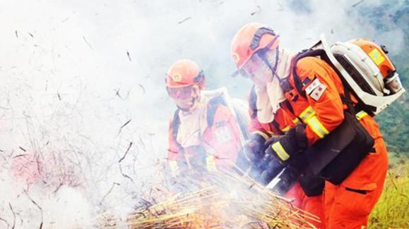 多地森林消防备战秋季森林防火期