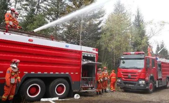 吉林:开展2020年秋季重点区域森林草原防灭火应急实战拉动演练