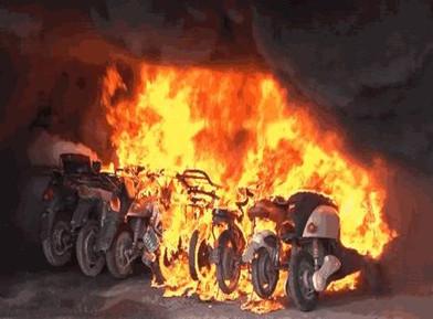 电动自行车为啥起火?