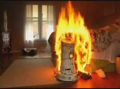 天冷大降温,注意消防安全!