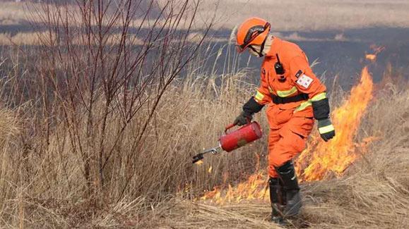 黑龙江森林消防打响秋防主动仗