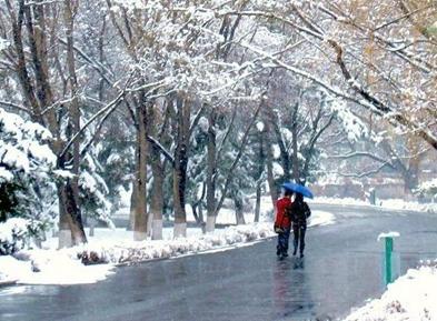 强冷空气今起影响我国 雨雪降温仍持续