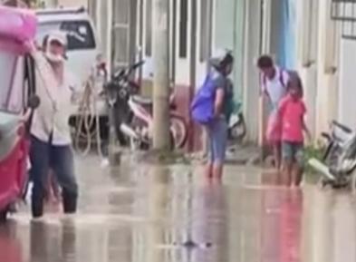 秘鲁东部遭遇洪灾 15000人流离失所