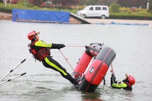 全国消防救援队伍区域性水域救援培训圆满收官