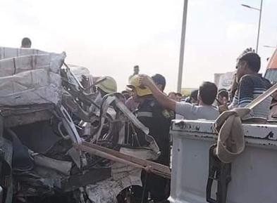 埃及发生严重交通事故至少17人死亡
