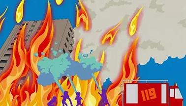 冬季天干物燥,防火安全知识学起来